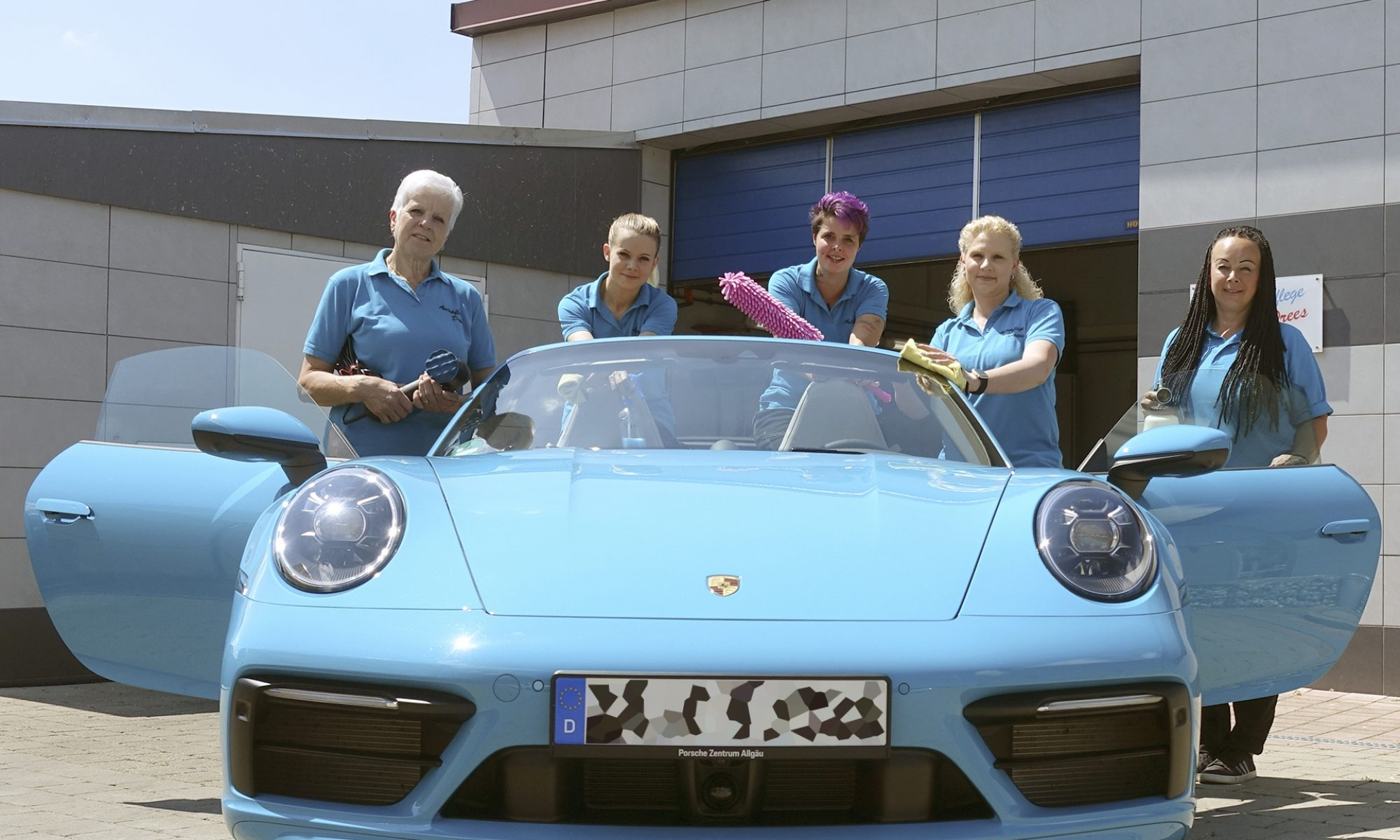 Autopflege Drees – Autoaufbereitung in Kempten
